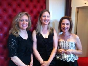 Pre-Concertgebouw Concert: Marie Bérard, Winona Zelenka & Erika Raum